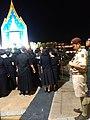Sandalwood flower offerings for cremation of Bhumibol Adulyadej -CentralPlaza Rama 2 Bangkok 26.10.2017 (31).jpg