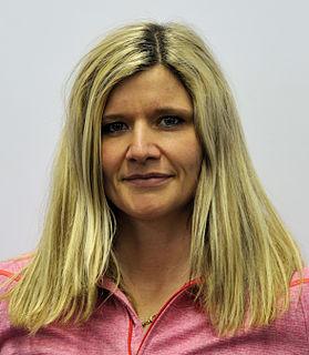 Sandra Kiriasis German bobsledder