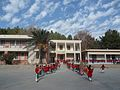 Sangota Public School, Children are busy in Marching.jpg