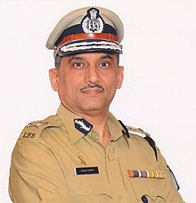 Sanjay Barve, Indian Police Service, Commissioner of Police, Mumbai.jpg