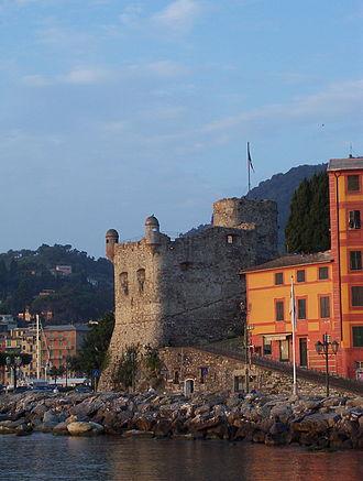 Santa Margherita Ligure - 16th-century castle.