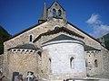Santa Maria d'Arties - Absis i espadanya.jpg