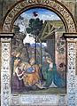 Santa Maria del Popolo Capella della Rovere Natività Pintoricchio.jpg