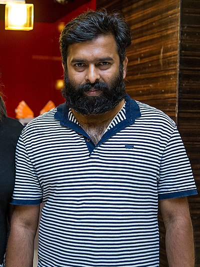 Picture of a band or musician: Santhosh Narayanan