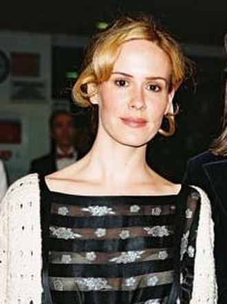 Sarah Paulson - Paulson at the 2006 Drama Desk Awards.