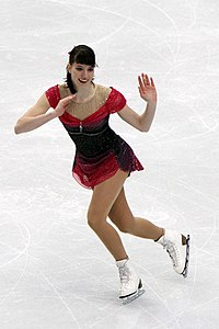 Sarah Hecken at the 2010 Olympics SP.jpg
