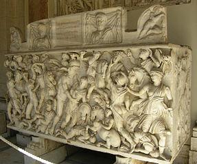 אמזונות,ותיקן,רומא