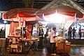 Satay stalls along Boon Tat Street next to Telok Ayer Market, Singapore - 20070127-04.jpg