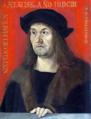 Schäufelein - Bildnis von Sixtus Oelhafen, 1503.webp