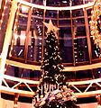 Рождественская ёлка. Дюссельдорф