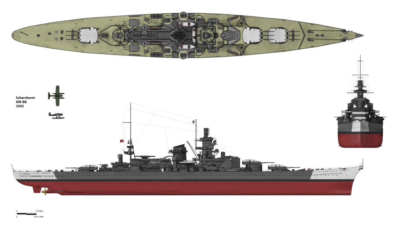 Profile of the Schanhorst