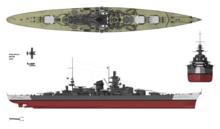German battleship Scharnhorst - Wikipedia