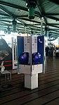 Schiphol Telematics telephone booth, Schiphol (2019) 02.jpg