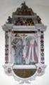 Schlitz Schlitz Protestant Epitaph Coats of arms i.png