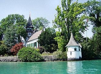 Attersee (lake) - Litzlberg Castle