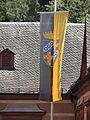 Schloss Mespelbrunn Banner DSCN0011.JPG