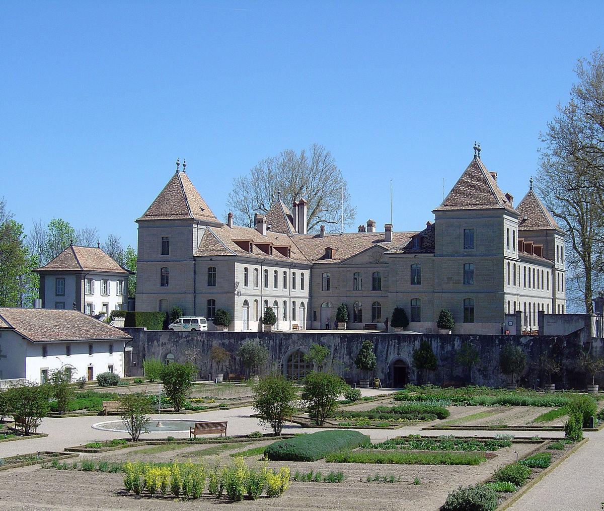 Prangins Castle - Wikipedia