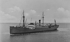 New Swabia - MS Schwabenland in 1938