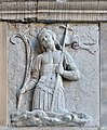 Scola degli Albanesi rilievo San Maurizio facciata Venezia.jpg