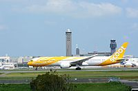 9V-OJA - B789 - Scoot