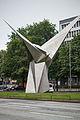 Sculpture Stahl 17-87 Erich Hauser Bruehlstrasse Hanover Germany 02.jpg