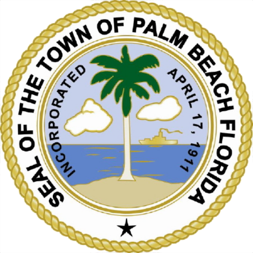 Official seal of Palm Beach, Florida