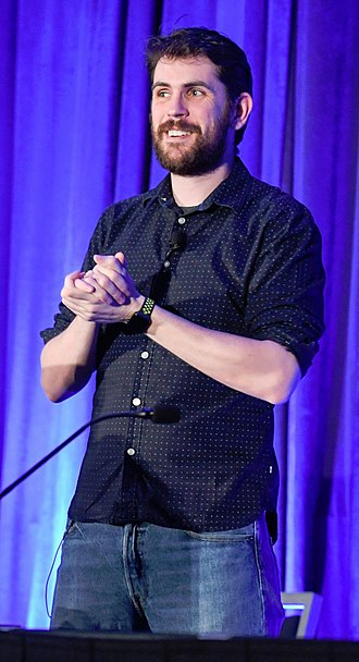 No Man's Sky - Lead director Sean Murray at the 2017 Game Developers Conference