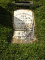 Seattle - Lake View Cemetery - old gravestone 01.jpg