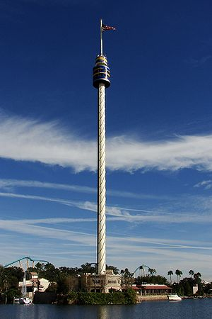 SeaWorld Orlando - Sky Tower