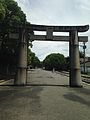 Second Torii of Hakozaki Shrine.jpg