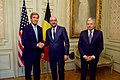 Secretary Kerry Meets With Belgian Prime Minister Michel, Foreign Minister Reynders in Brussels, Belgium (25930827182).jpg