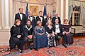 Secretary Kerry Poses for a Photo With the 2016 Kennedy Center Honorees (31289769511).jpg