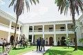 Secretary Kerry and Kenyan President Uhuru Kenyatta Walk Across the Courtyard at the State House in Nairobi (28865645120).jpg