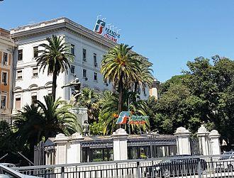 Rete Ferroviaria Italiana - Headquarters in Rome