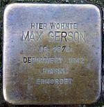 Max Gerson