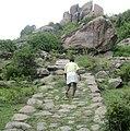 Seeyamangalam steps.JPG
