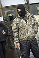 Self-defense security at Ukrainian House, February 9, 2014.jpg