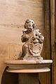 Senlis-Cathédrale Notre Dame-Ange armorial D-20150302.jpg