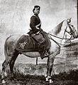 Serbian Cavalry officer 1865.jpg