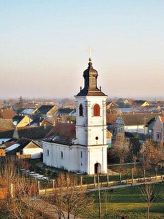 Kisač - Serbian Orthodox Church