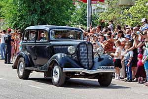 GAZ-M1 - Image: Sevastopol Victory Day Parade GAZ M1 IMG 1572 1725