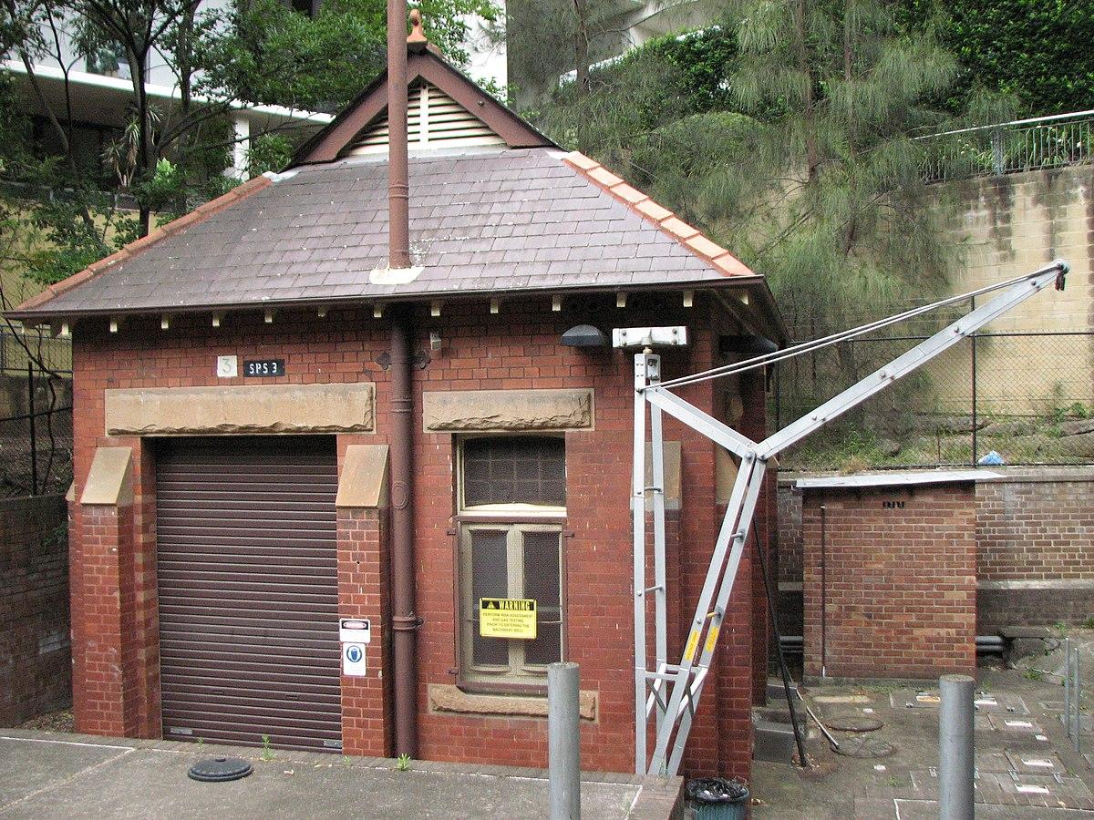 Sewage Pumping Station 3 Wikipedia