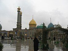 Shah Abdol Azim shrine.jpg