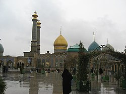Shah-Abdol-Azim shrine