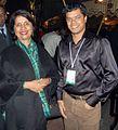 Shaik Mydeen With Ms. Nirupama Rao.jpg