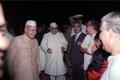 Shankar Dayal Sharma and Nurul Hasan Arrived - Dedication Ceremony - CRTL and NCSM HQ - Salt Lake City - Calcutta 1993-03-13 06.tif