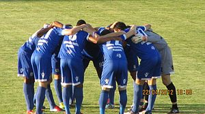 PSFC Chernomorets Burgas - The team in 2012