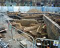 Sheffield Midland Station - Archeological site 05-04.jpg