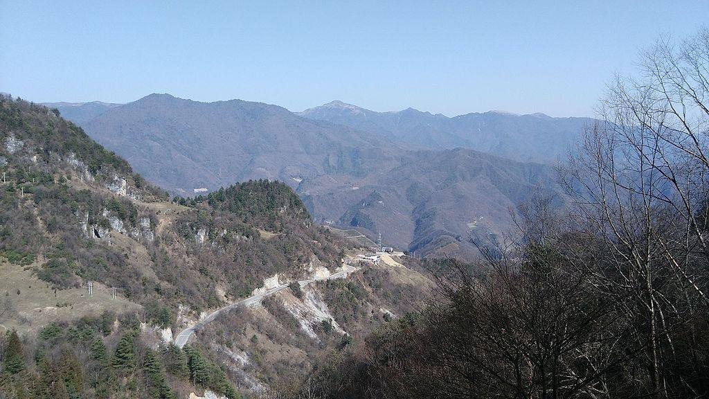Fichier:Shennongjia, Hubei, China