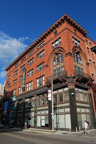 Martin & Hall - Shepard Stores, Providence, RI. 1903.